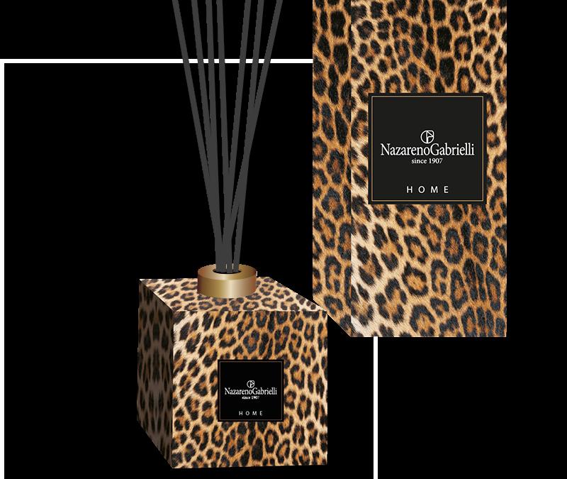 Leopardo Home Profumo ambiente