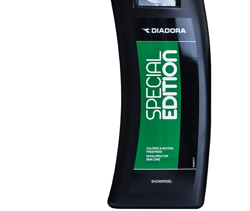 Green Sport Shower gel