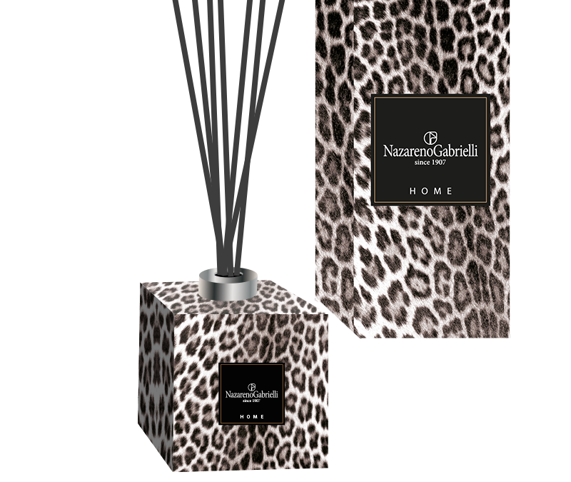 Leopardo bianco Home Profumo ambiente