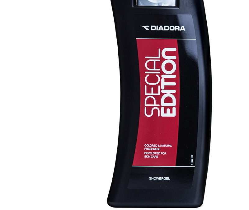 Red Sport Shower gel
